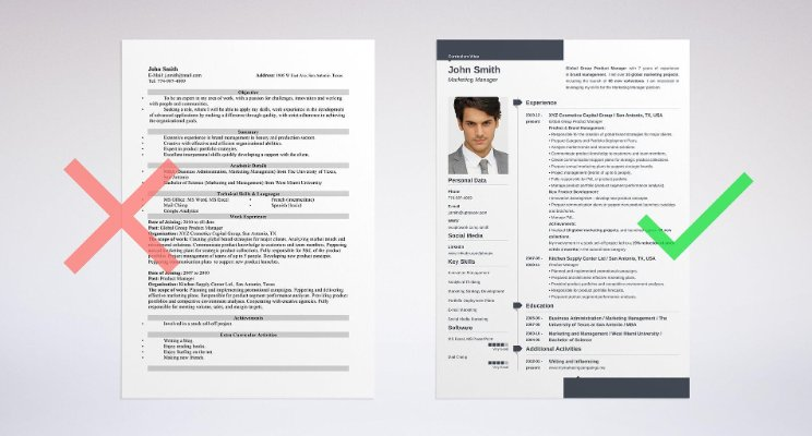 How To Create An Outstanding Cv Compusearch